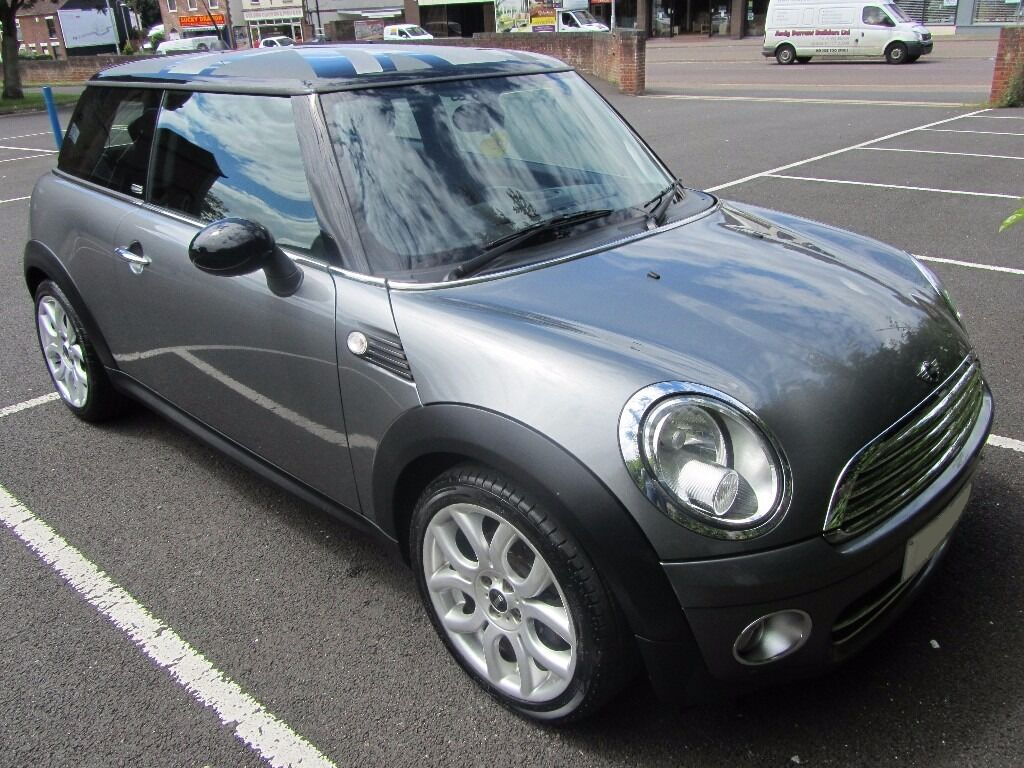 2007 mini hatch cooper s manual