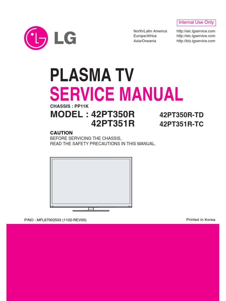 sharp aquos plasma tv manual