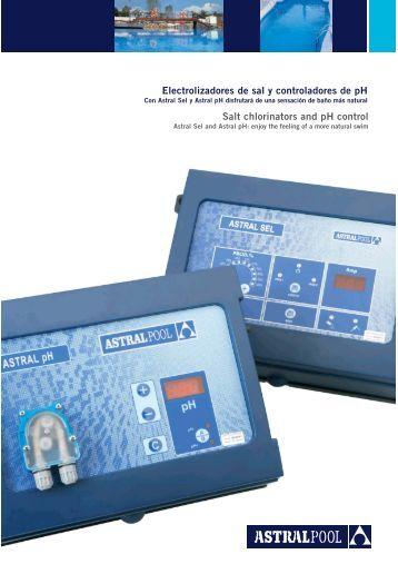 astralpool e35 salt chlorinator manual