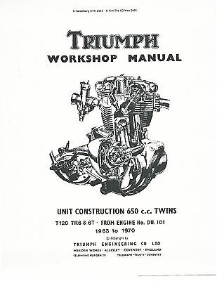 1970 triumph trophy 250 manual