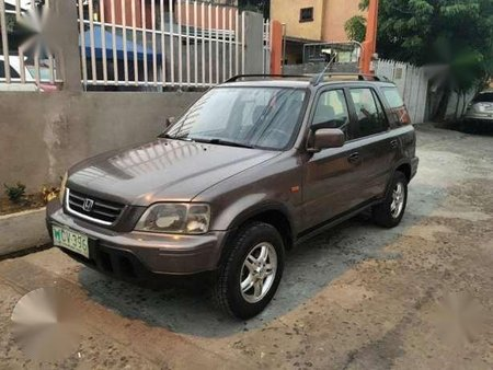 1998 honda crv manual transmission for sale