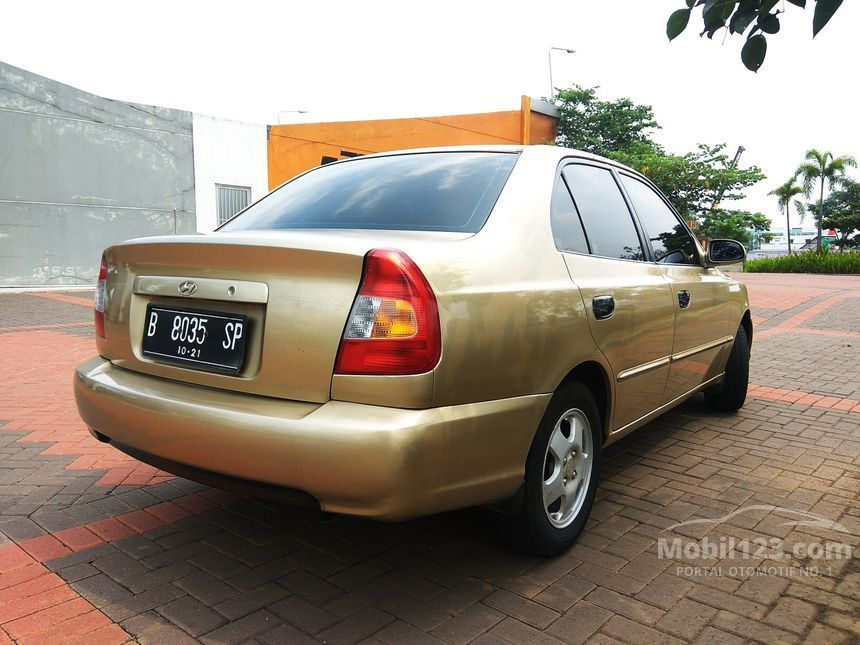 2002 hyundai accent gs manual hatchback