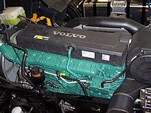 2009 volvo fm 480 cab tilt manual
