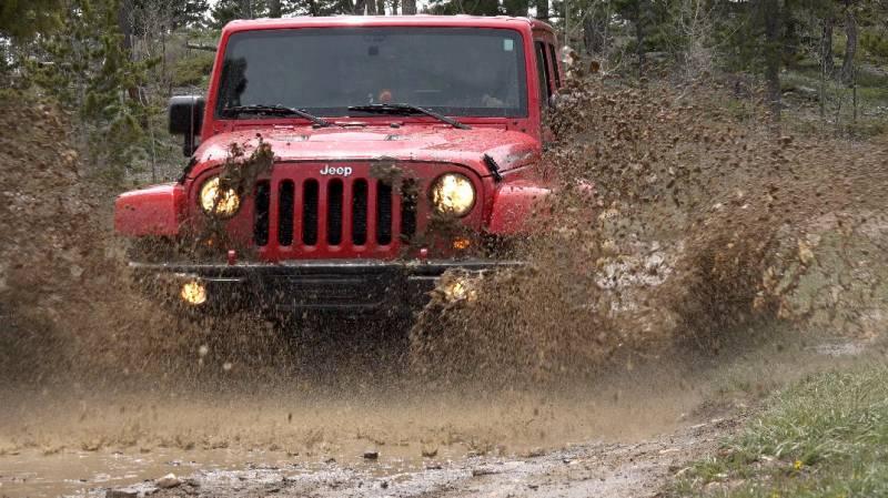 2016 jeep wrangler unlimited rubicon manual suv