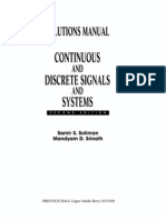 discrete time signal processing 3rd edition solution manual pdf