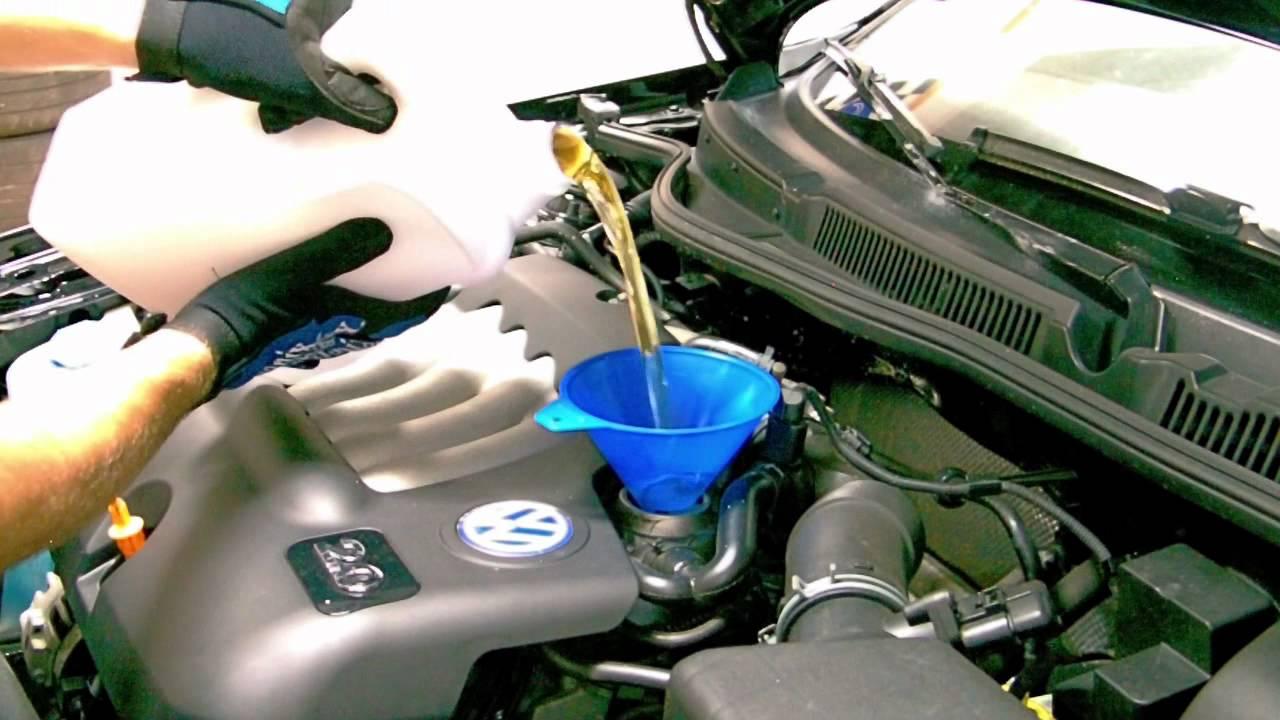 mk6 golf r manual transmission fluid