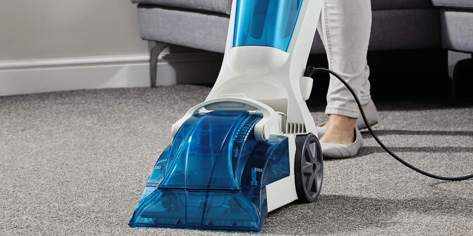 big green carpet cleaner manual