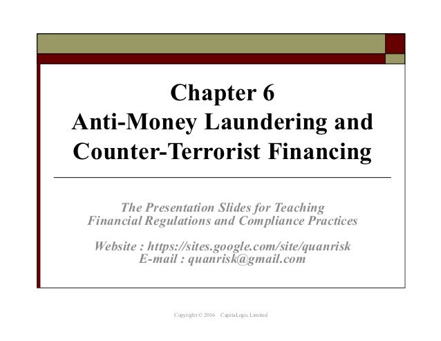 anti money laundering procedures manual for accountants