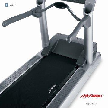 cybex pro+ treadmill service manual