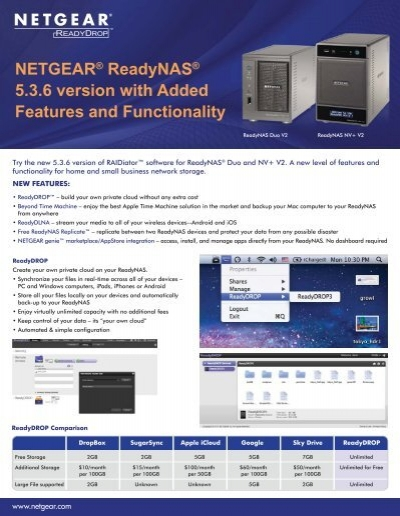 readynas raidiator 4.1 software manual