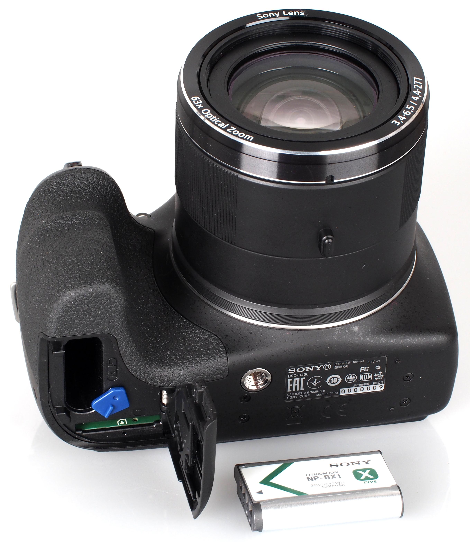 sony cybershot manual dsc-h400