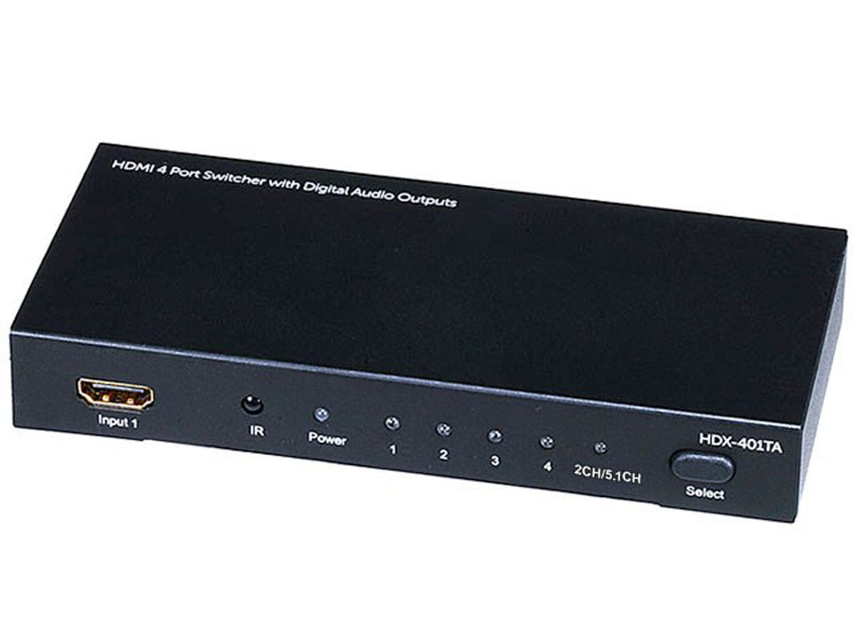 viewhd hdmi audio extractor manual