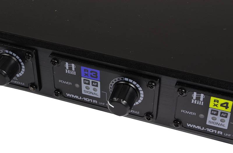 hills iti wireless receiver manual