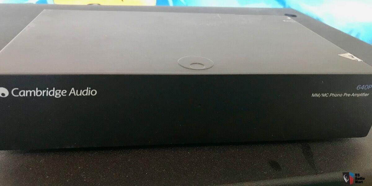 cambridge audio azur 640p manual