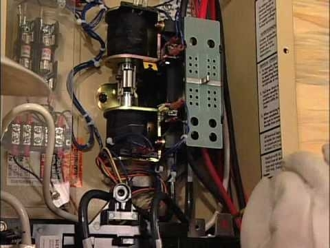 installing generac manual transfer switch