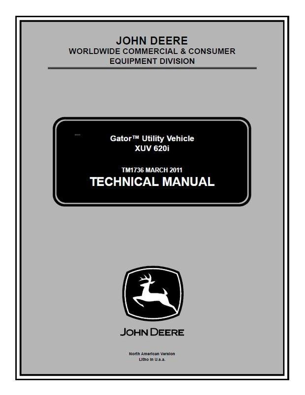 john deere l118 service manual