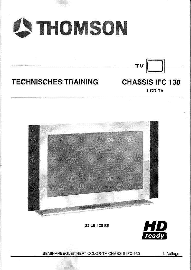 lcd tv service manual pdf