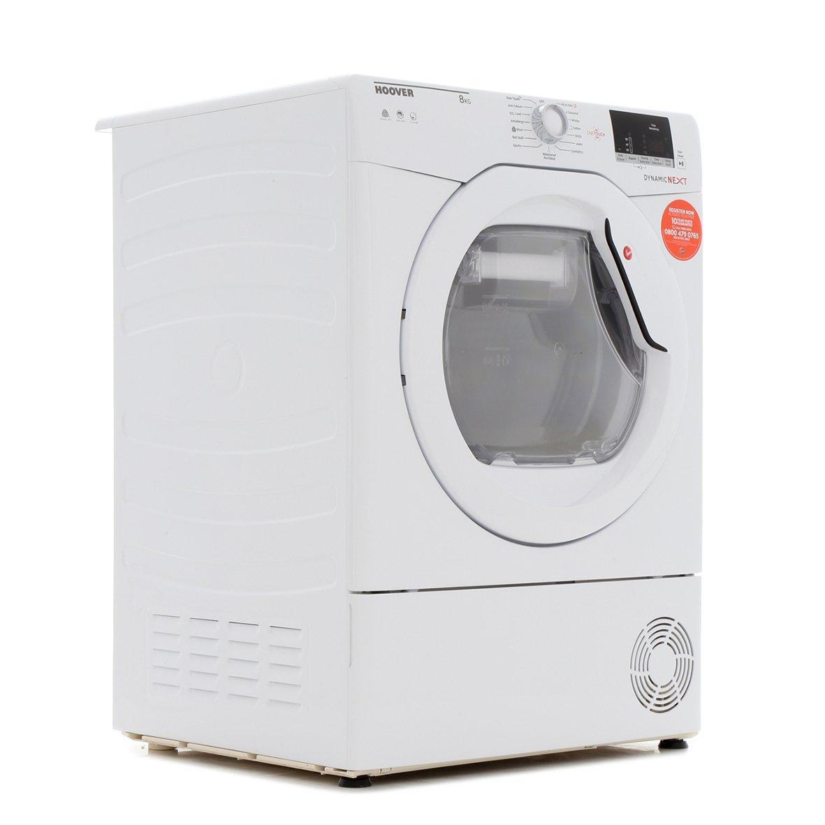 hoover aquavision dryer 9kg manual