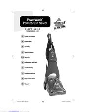 bissell powerwash pro 1697e manual