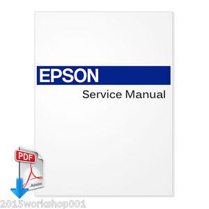 manual de servicio epson stylus pro 7600