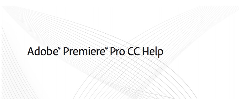 adobe premiere pro cc 2015 user manual pdf