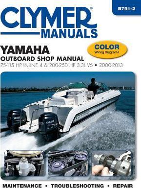 yamaha saltwater series 115 manual