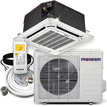 pioneer ductless mini split inverter air conditioner manual