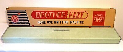 brother 840 knitting machine manual