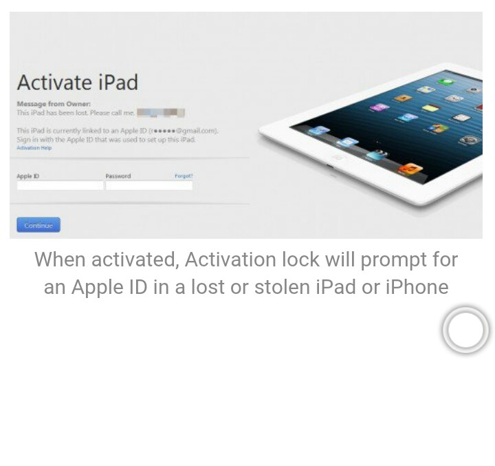bypass icloud activation lock ipad manually