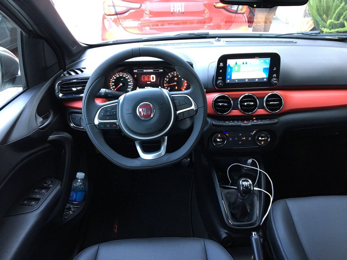 how to drive a fiat 1500 manual