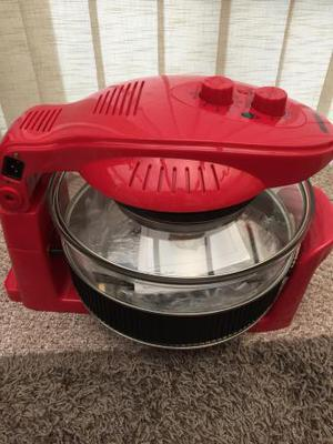 cookshop halogen oven instruction manual