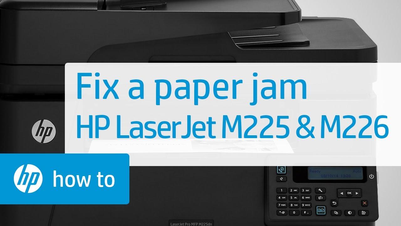 hp laserjet pro mfp 127fn manual