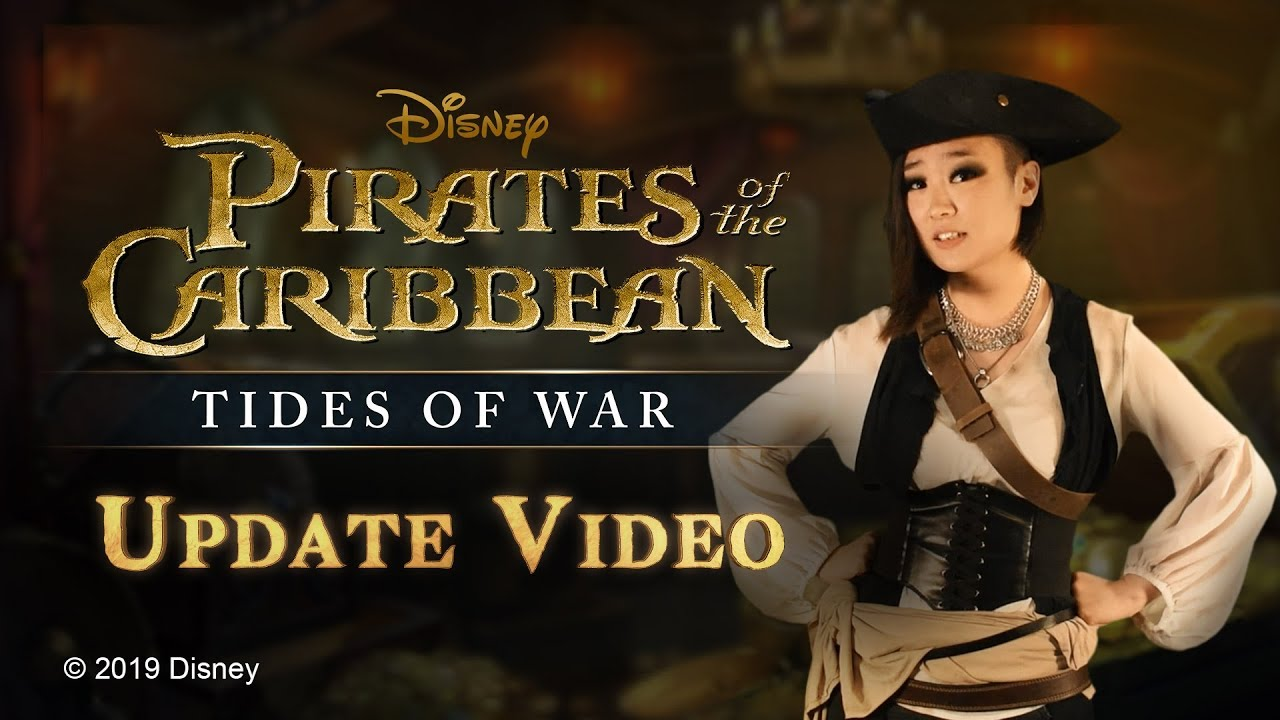 pirates of the caribbean tides of war manual