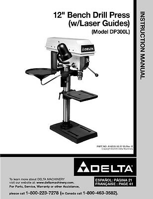 delta shopmaster miter saw manual