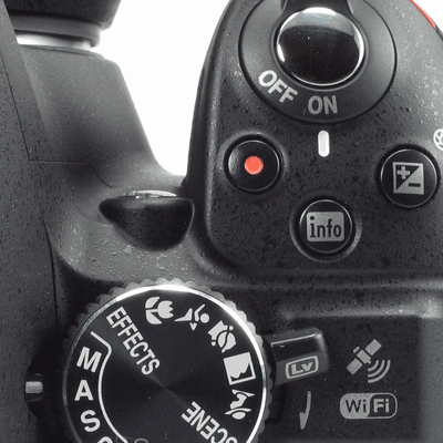 dslr with no manual mode