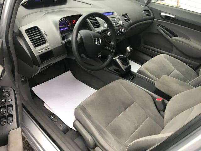 civic manual or auto 2006