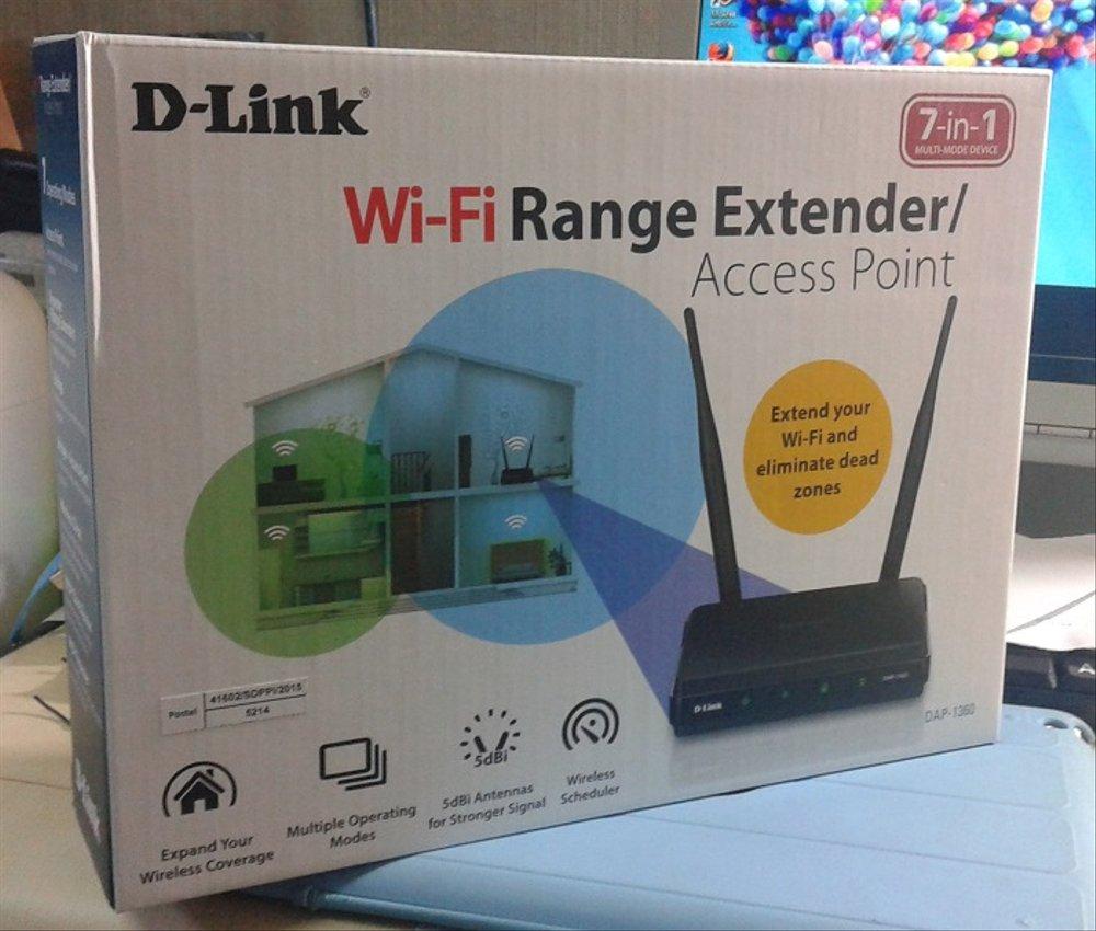 d link wireless n range extender dap 1360 manual