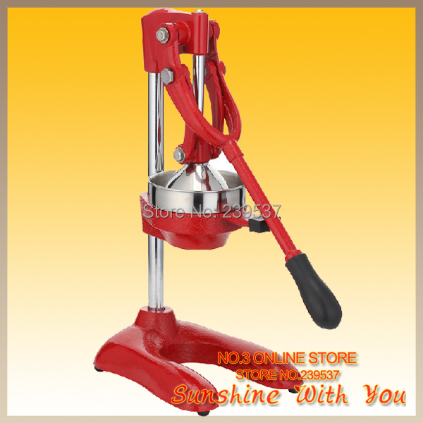 youtube manual press juice extractor