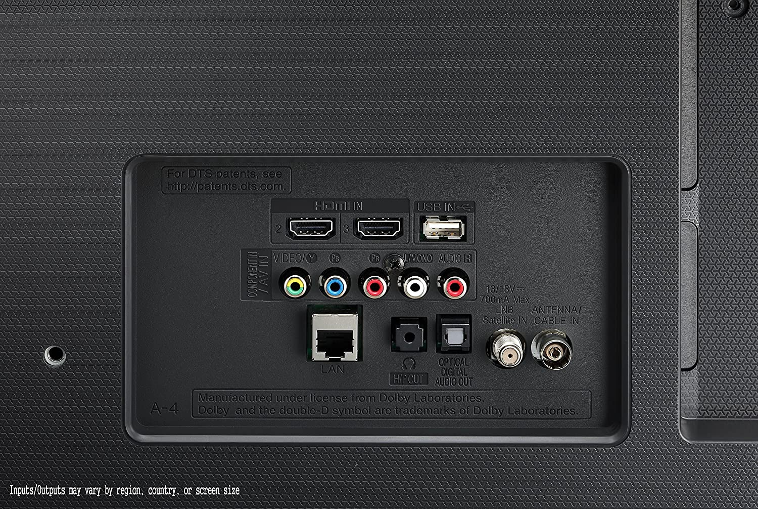 lg smart tv manual buttons