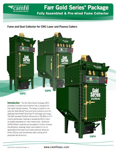 farr tenkay dust collector manual
