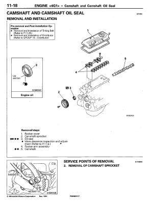 free mitsubishi pajero workshop manual 2000-2010
