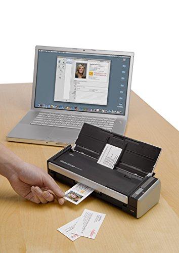 fujitsu scansnap s1300i mobile document scanner manual