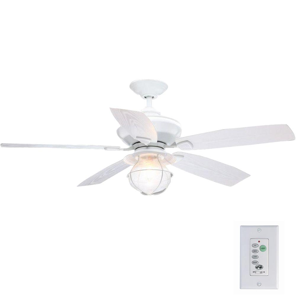 hampton bay ceiling fan wall control manual