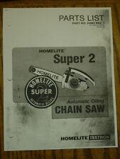 homelite xl 12 chainsaw manual pdf