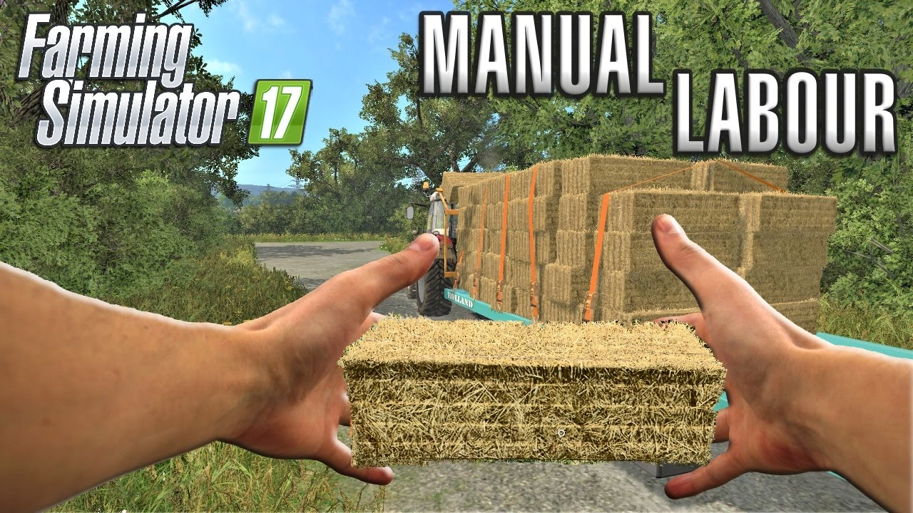 how to spell manual labor