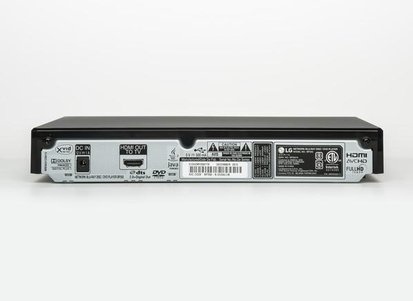 lg network blu ray bd370 manual
