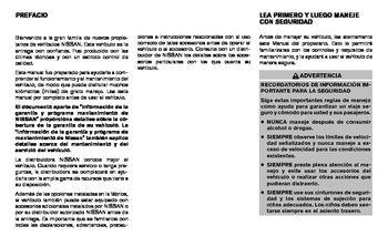 manual de propietario mitsubishi outlander 2008