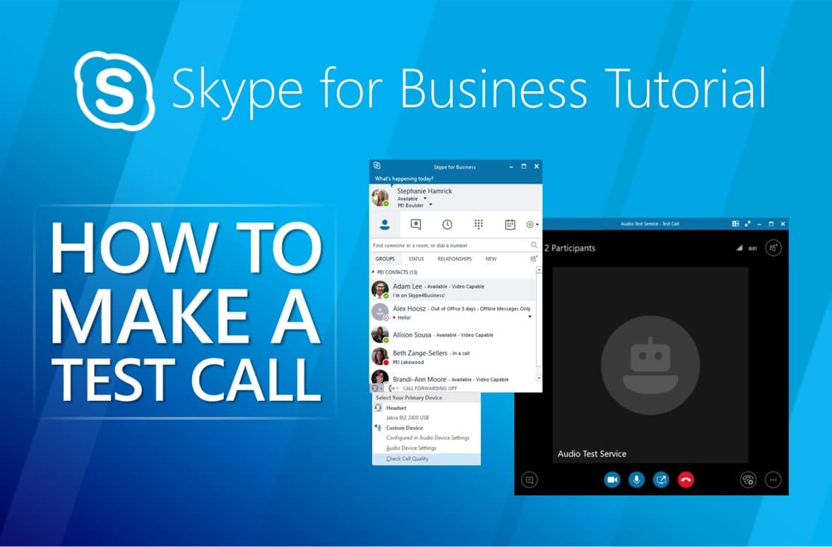 skype for business server manual