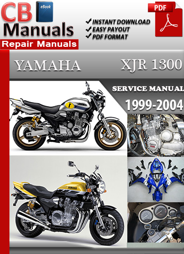 workshop manual yamaha xjr1300 2012